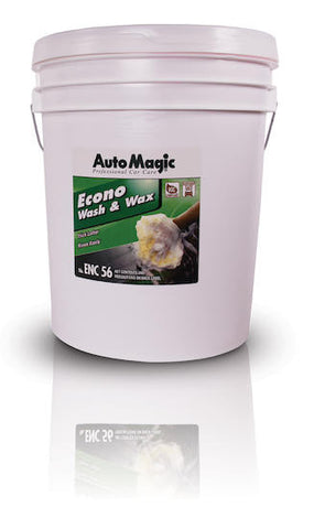 Auto Magic No. ENC-56 Econo Wash & Wax