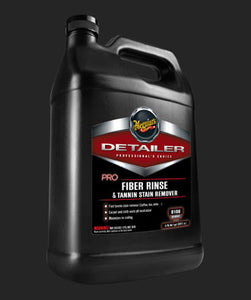 Meguiar's D106 Pro Fiber Rinse and Tannin Stain Remover