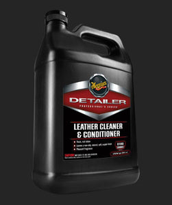 Meguiar's D180 Leather Cleaner & Conditioner 1 gal