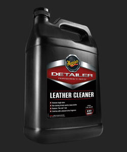 Meguiar's D181 Leather Cleaner 1 gal
