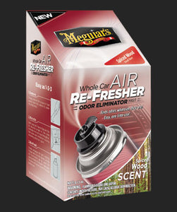 Meguiar's Air ReFresher Spiced Wood