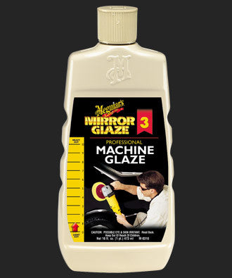 Meguiar's #03 Machine Glaze 16oz