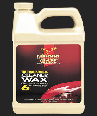 Meguiar's #06 Liquid Cleaner Wax