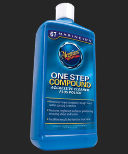 Meguiar's #67 Marine One-Step Compound