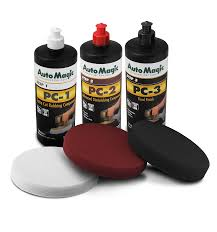Auto Magic Black Cutting Foam Pad 710800