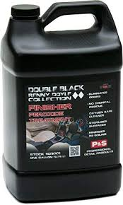 Double Black (P&S) Finisher Peroxide Treatment
