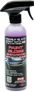 Double Black (P&S) Paint Gloss
