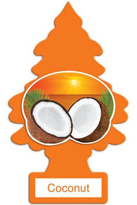 Little Trees Coconut one-pack (24 Count)