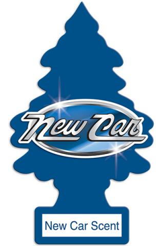 Little Trees New Car one-pack (24 Count)