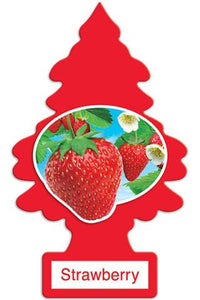 Little Trees Strawberry one-pack (24 Count)