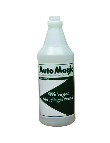 Auto Magic HD Safety Bottles 32oz