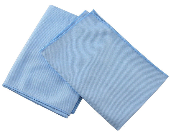 Micro Fiber Glass Cloth 16x16 Blue