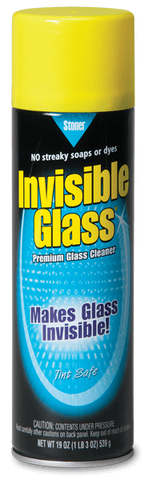 Stoner Invisible Glass