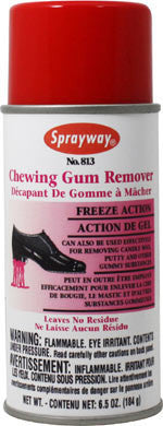 Sprayway Chewing Gum Remover 12oz