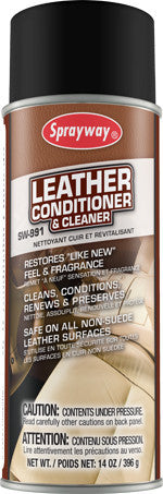 SprayWay Leather Cleaner & Conditioner