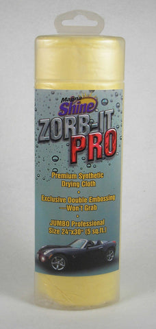 "Zorbi-It Synthetic Drying Towel 24""x30"""