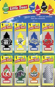 Little Trees 48 Count Refillable Strip