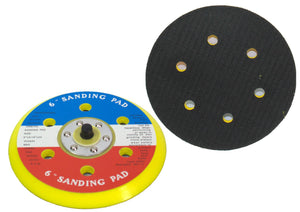 "6"" Velcro Backing Plate"