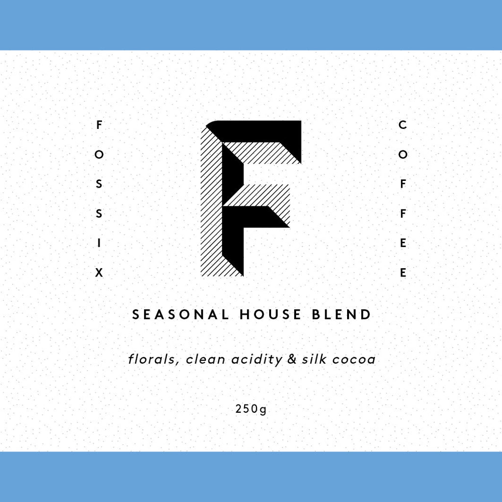 Seasonal house blend