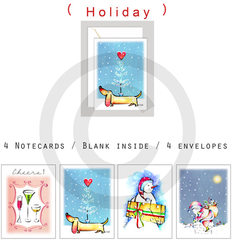 NotecardHoliday