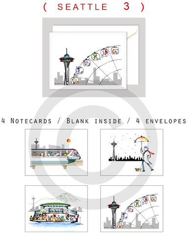 Notecardlseattle3design