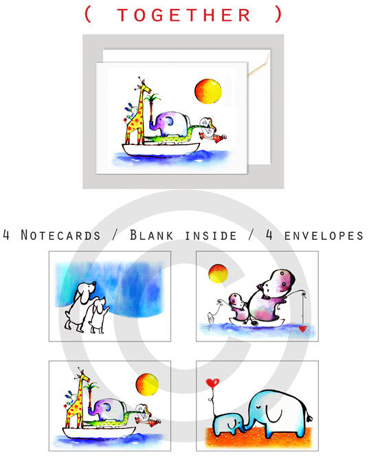Notecardanimaldesign