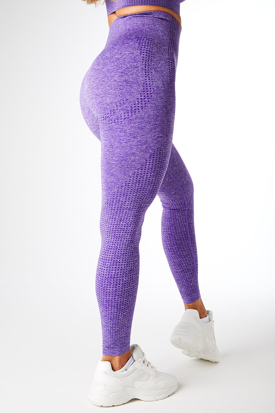 SEAMLESS LEGGINGS VIOLET