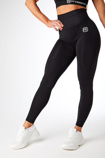 SEAMLESS LEGGINGS JET