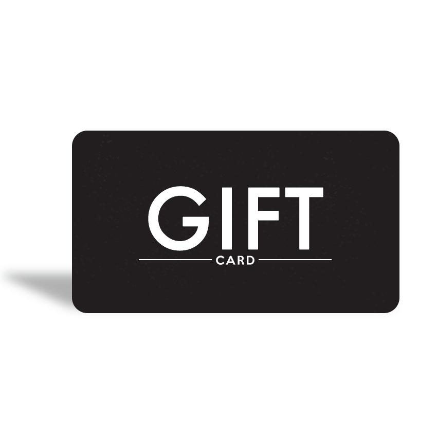 Digital Gift Card From $25.00 - $200.00