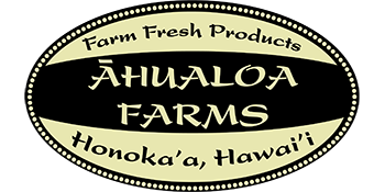 Ahualoa Farms Logo