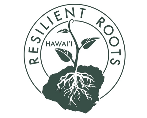 Resilient Roots Hawaii Logo