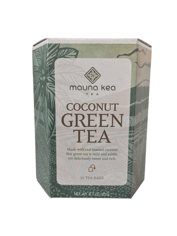Coconut Green Tea-Tea Bags