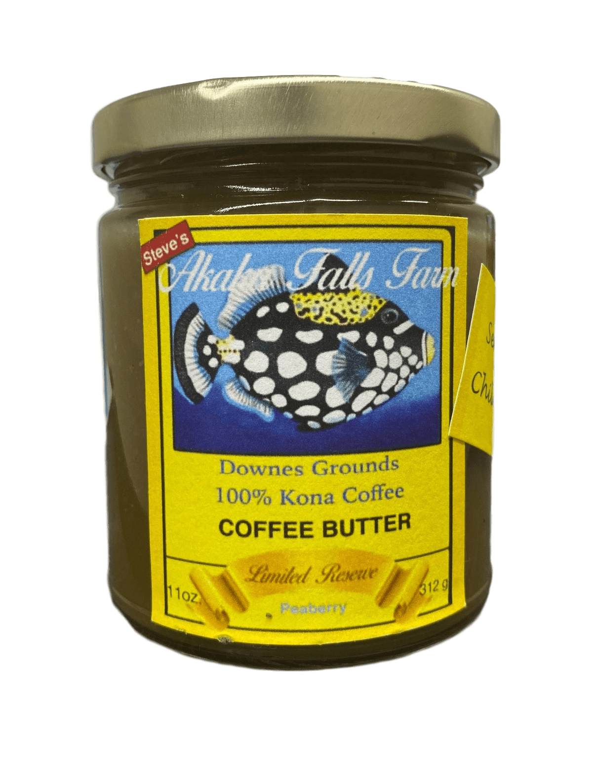 Kona Coffee Butter 11oz - Hawaiian Farmers Market