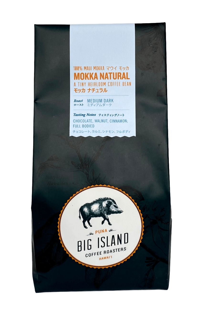 Maui Mokka Coffee 7oz - Hawaiian Farmers Market{