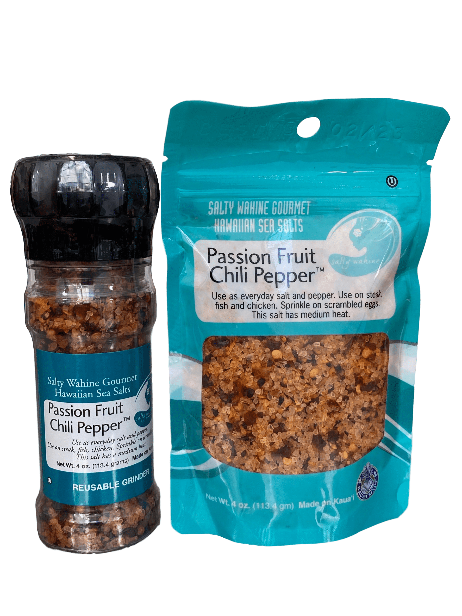 Passion Fruit Chili Pepper - Hawaiian Farmers Market{