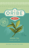 Green Tea Loose Leaf (Organic) 2oz