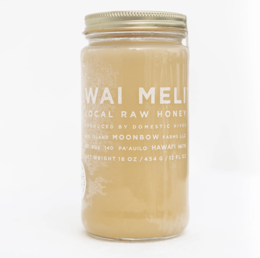 Raw Lehua Blossom Honey - Hawaiian Farmers Market{