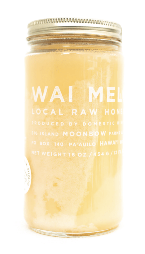 Kiawe Blossom Honey 16oz - Hawaiian Farmers Market{
