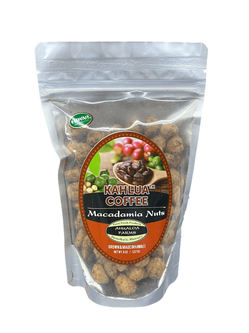 Kahlua Coffee Macadamia Nuts - Hawaiian Farmers Market