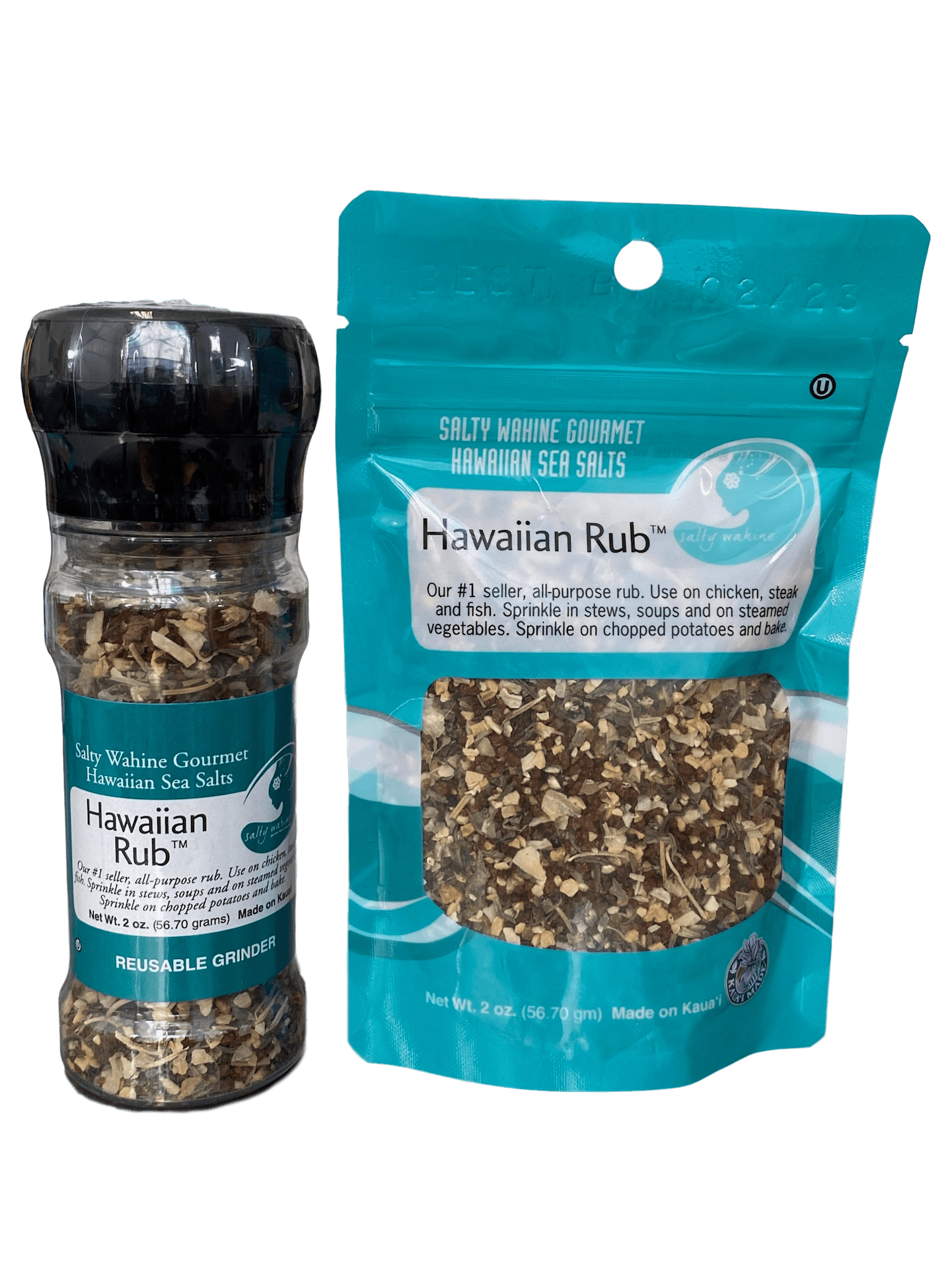 Hawaiian Rub Seasoning - Hawaiian Farmers Market