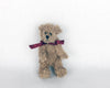 "Birch Maison Decorative Primitive / Farmhouse Fabric Jointed Teddy Bear - 4.5"" Tall"