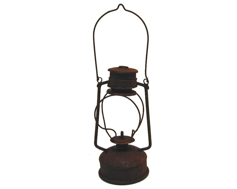"=T0146 3""H X1.75"" BLACK DECORATIVE OIL LAMP  Craft Outlet"
