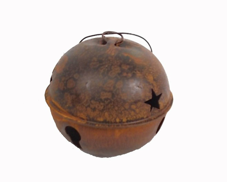 "=T0556  2.5"" RUSTIC BELL  Craft Outlet"