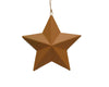 "4.75"" TIN STAR, MUSTARD  Craft Outlet"