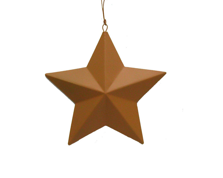 "=T0640  5"" TIN STAR, BLACK  Craft Outlet"
