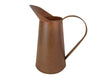 "RUSTIC TIN PITCHER 11""H  Craft Outlet"
