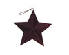 "5"" TIN STAR, RED  Craft Outlet"
