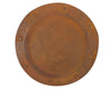"ROUND PLATE, 12"" RUSTIC  Craft Outlet"