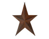 "12"" PRIMITIVE STAR, RUSTIC  Craft Outlet"