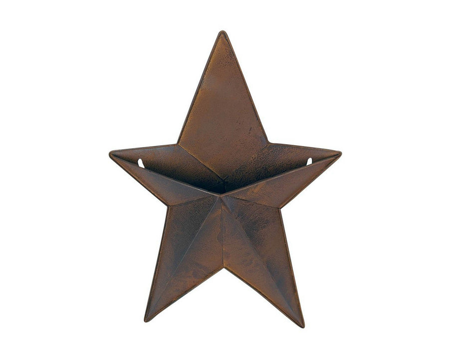 "24"" TIN COUNTRY STAR POCKET  Craft Outlet"